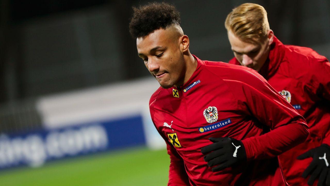 Karim Onisiwo (1. FSV Mainz 05) - Bildquelle: imago images/GEPA pictures