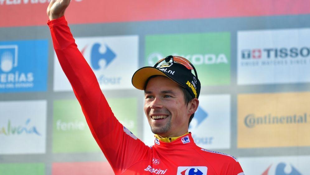Roglic bei der Vuelta weiter vorne - Bildquelle: AFPSIDANDER GILLENEA