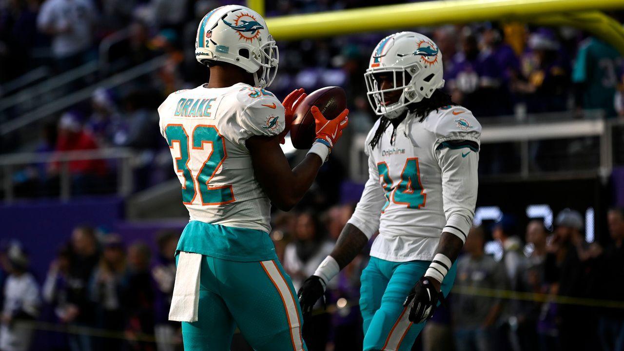 Platz 8: Miami Dolphins - Bildquelle: 2016 Getty Images