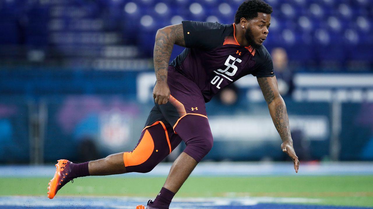 Pick 7: Jawaan Taylor - Jacksonville Jaguars - Bildquelle: 2019 Getty Images