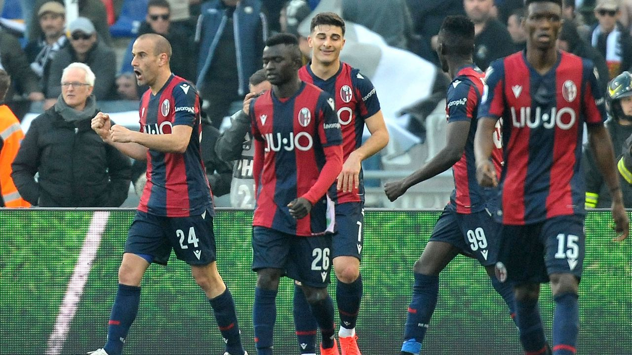 12. FC Bologna - Bildquelle: 2020 Getty Images