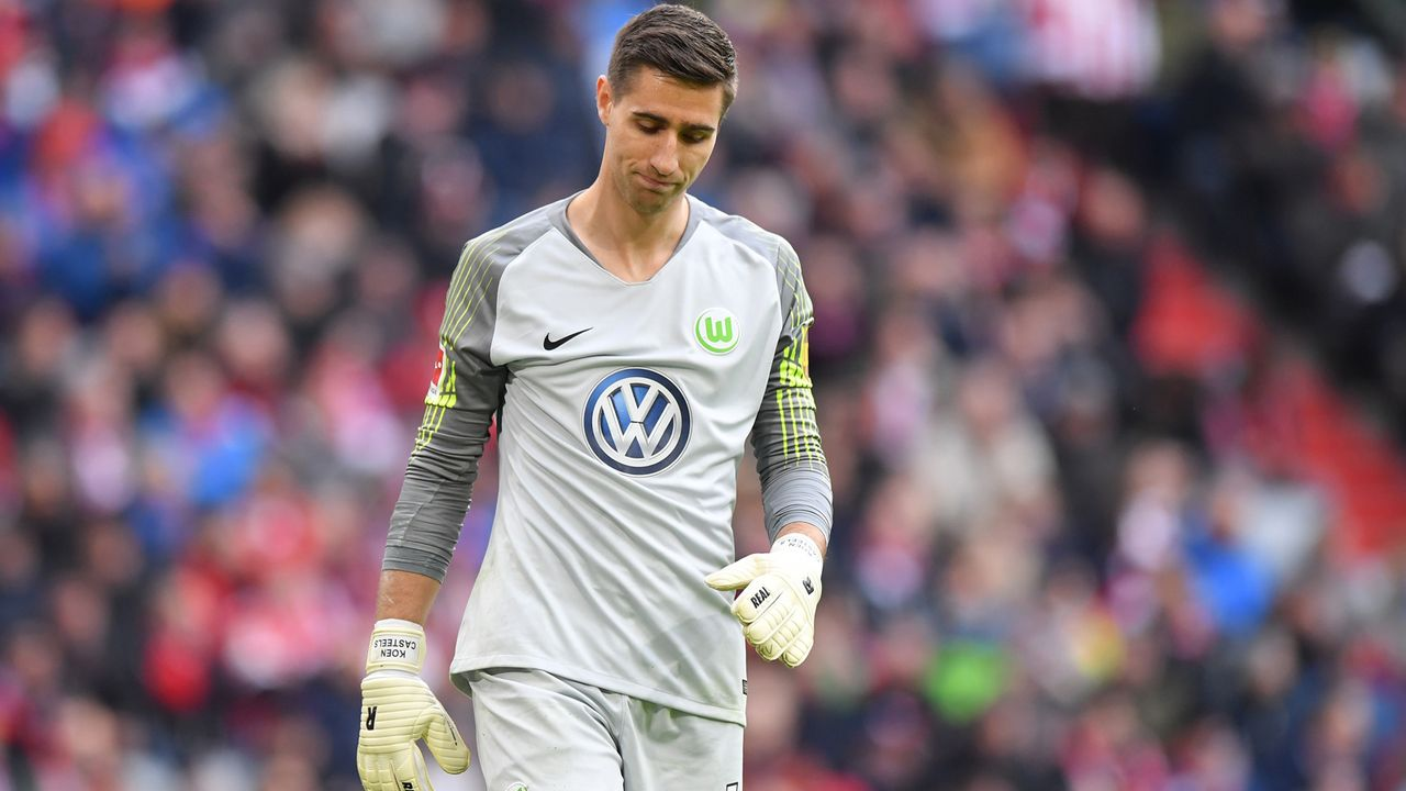 Koen Casteels (VfL Wolfsburg) - Bildquelle: 2019 Getty Images