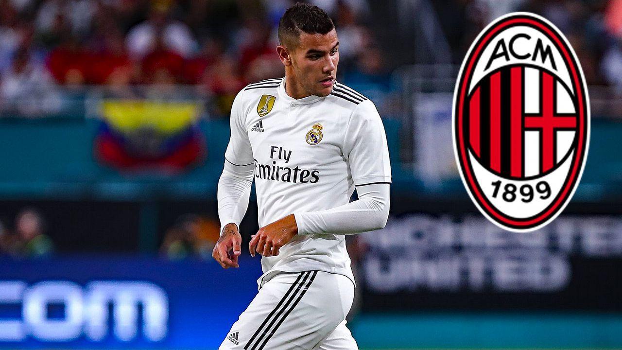 Theo Hernandez (AC Mailand) - Bildquelle: imago/ZUMA Press