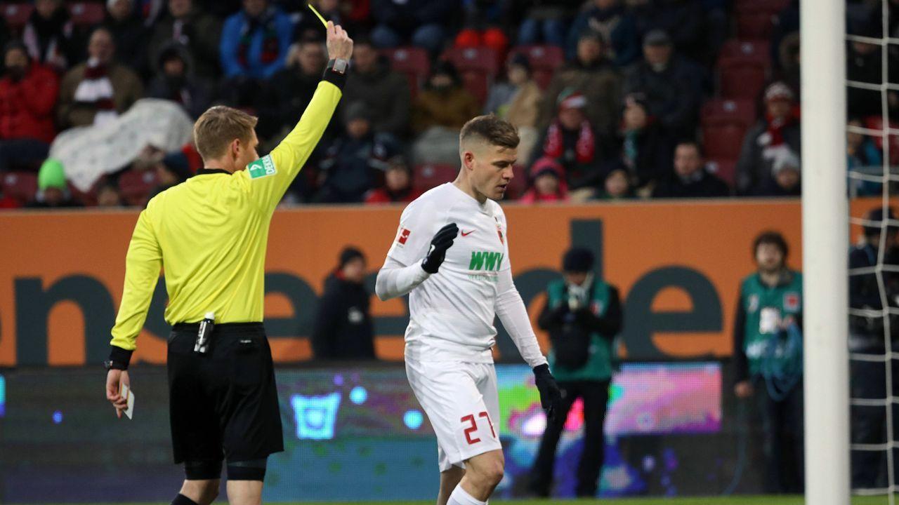 Platz 10 - FC Augsburg (57 Punkte) - Bildquelle: imago/Krieger