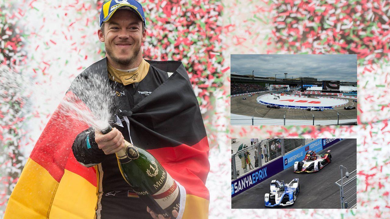 Formel Deutschland - Bildquelle: imago/Uk Sports Pics Ltd