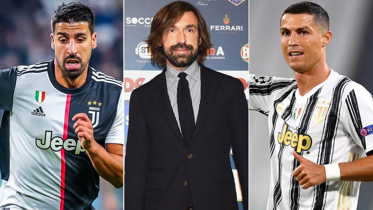 Juventus Turin: So viel sollen die Stars und Neu-Coach Pirlo kassieren - Bildquelle: Getty Images/Imago
