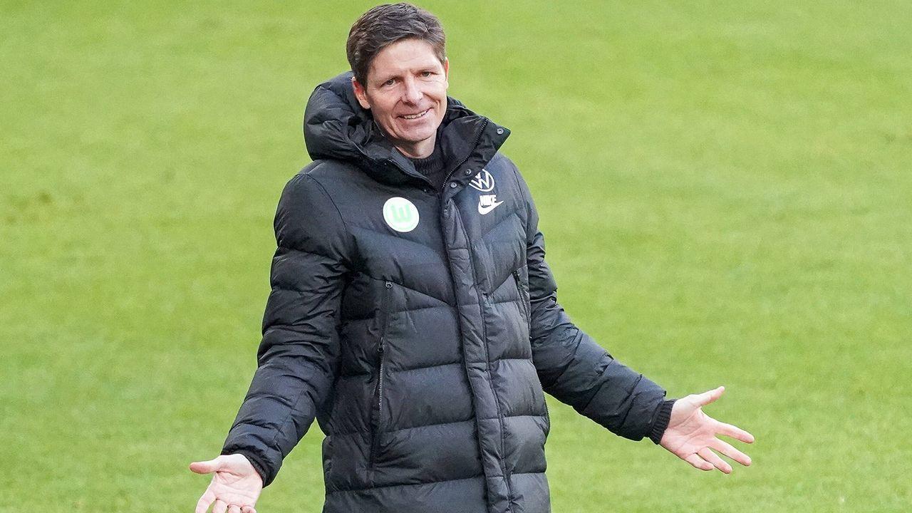 VfL Wolfsburg: Glasner hat sich entschieden - Bildquelle: Imago Images