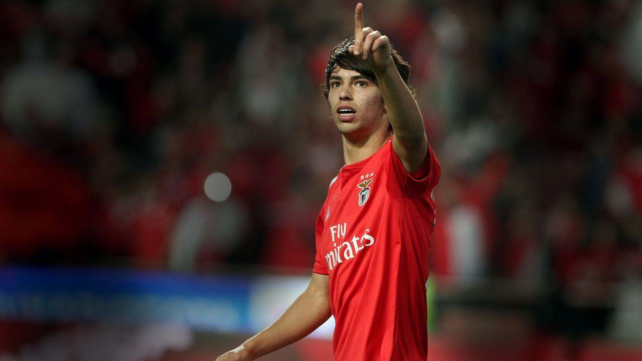 Joao Felix (Benfica Lissabon/Portugal) - 18 Scorerpunkte - Bildquelle: imago images / ZUMA Press