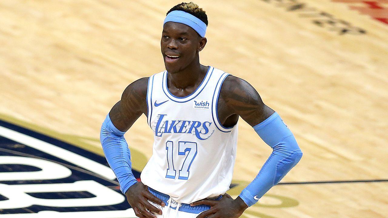 Dennis Schröder bleibt bei den Los Angeles Lakers - Bildquelle: Getty Images