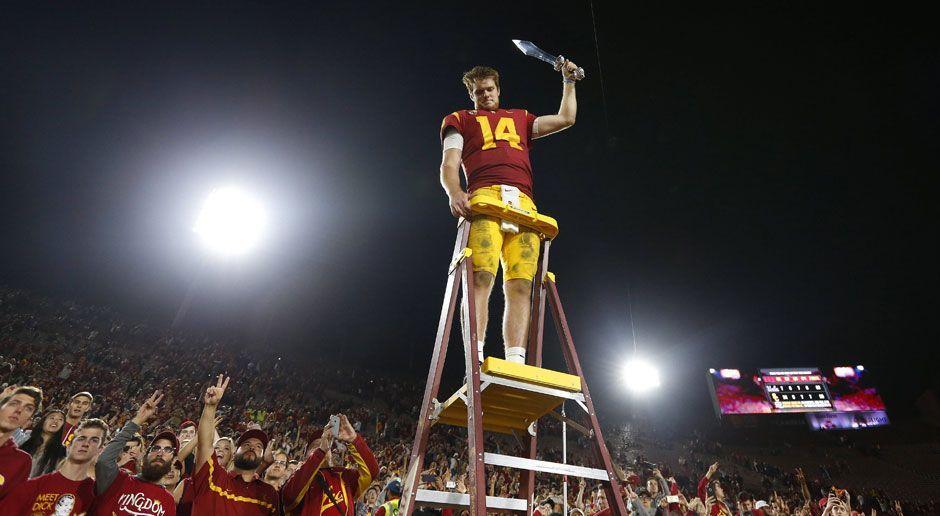 1. USC Trojans - Bildquelle: imago/ZUMA Press