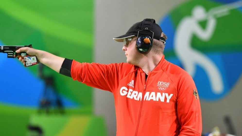Rio-Olympiasieger Reitz startet stark - Bildquelle: AFPSIDPASCAL GUYOT