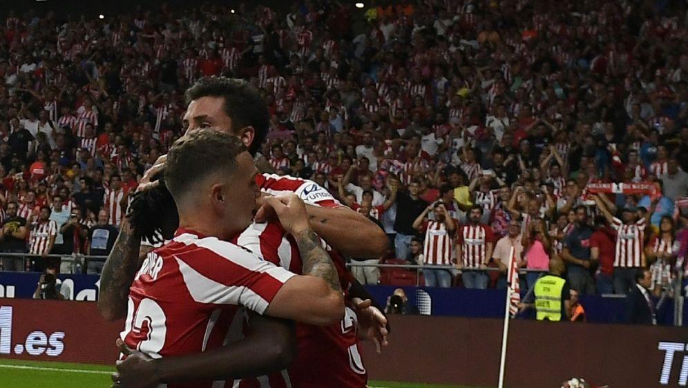 Atletico beglich Schulden beim finanzamt vorzeitig - Bildquelle: AFPSIDPIERRE-PHILIPPE MARCOU