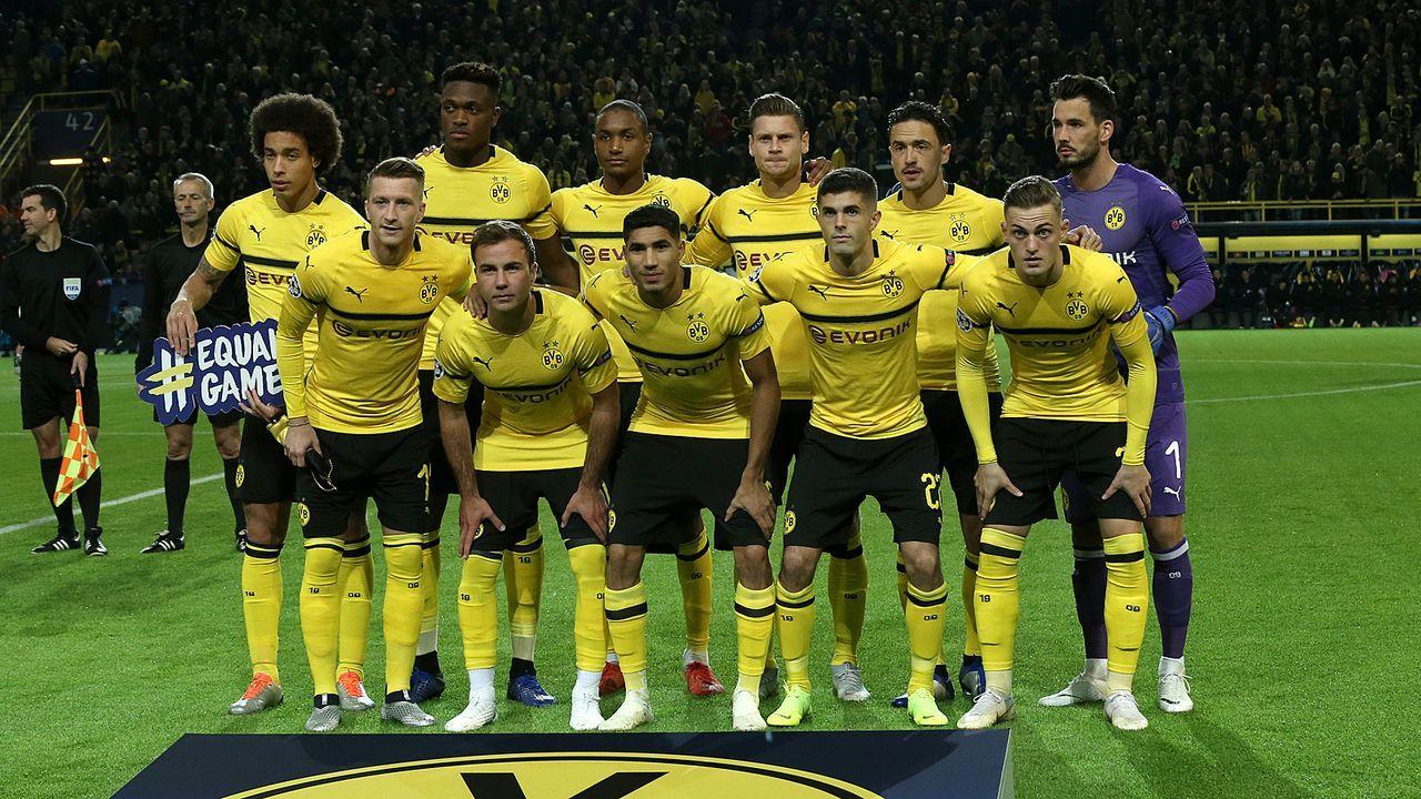 Borussia Dortmund gegen Atletico Madrid - Bildquelle: Getty Images