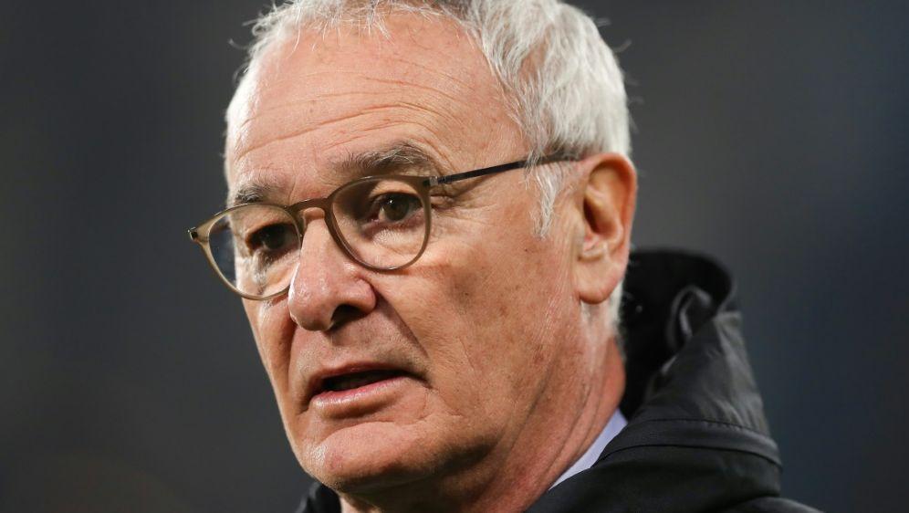 Ranieri wird offenbar neuer Trainer in Rom - Bildquelle: PIXATHLONPIXATHLONSID