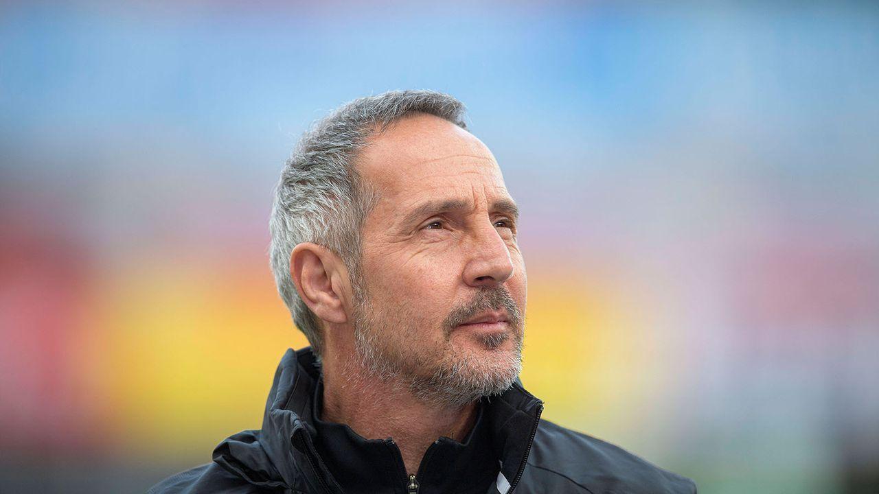 Platz 4: Eintracht Frankfurt (56 Punkte) - Bildquelle: imago images/Sven Simon