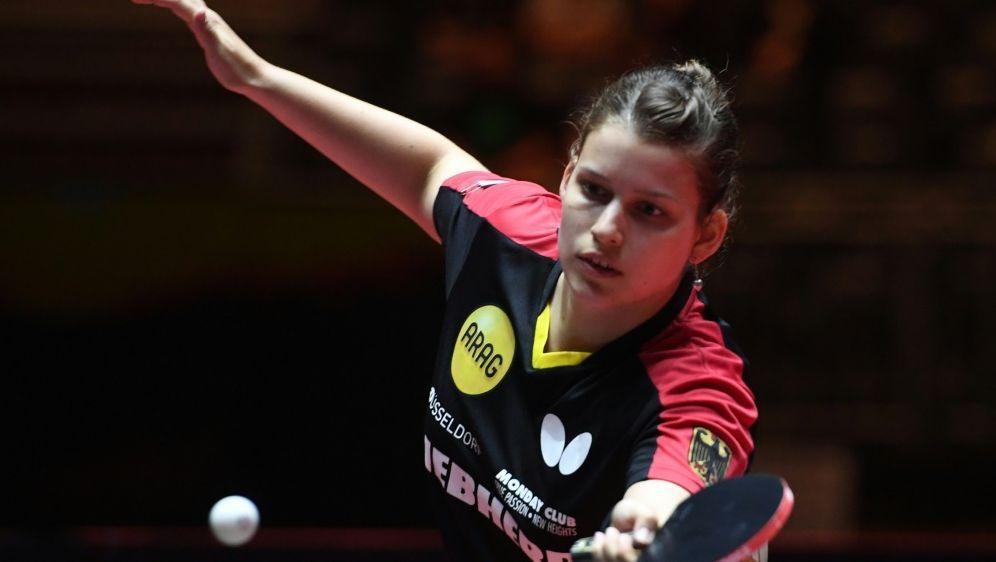 Sicherte sich das Ticket für Olympia: Petrissa Solja - Bildquelle: AFPSIDPATRIK STOLLARZ