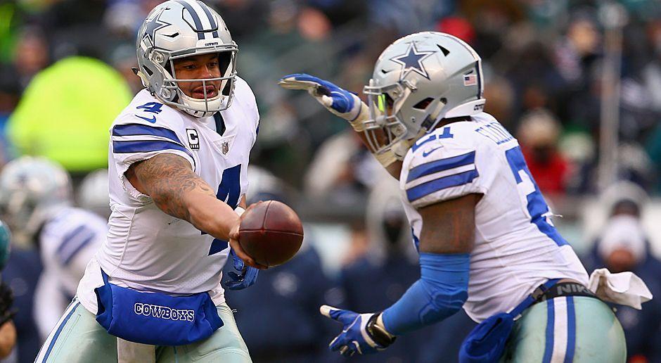 Platz 12: Dallas Cowboys - Bildquelle: 2017 Getty Images