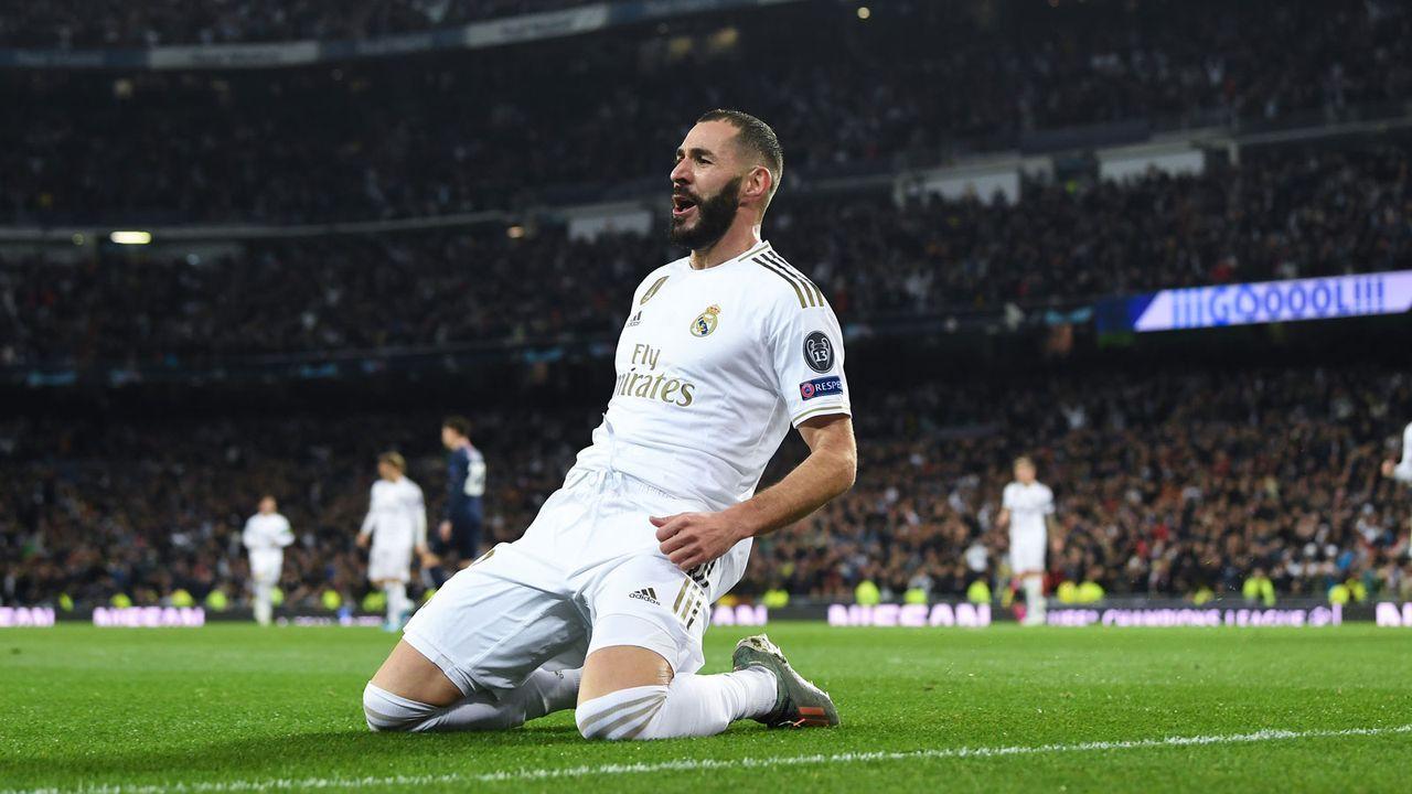 Platz 2: Real Madrid  - Bildquelle: 2019 Getty Images