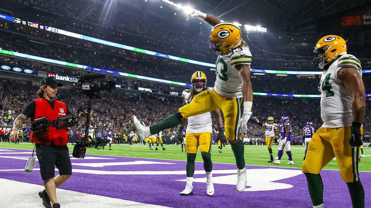 Green Bay Packers at Minnesota Vikings - Bildquelle: imago images/Icon SMI