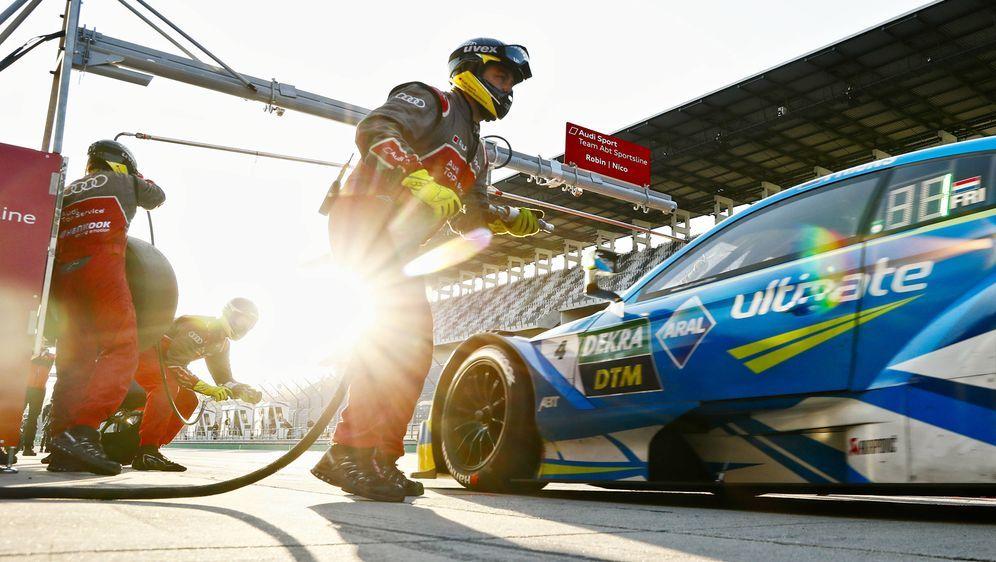Die DTM ändert für die Saison 2019 ihr Rennformat - Bildquelle: imago
