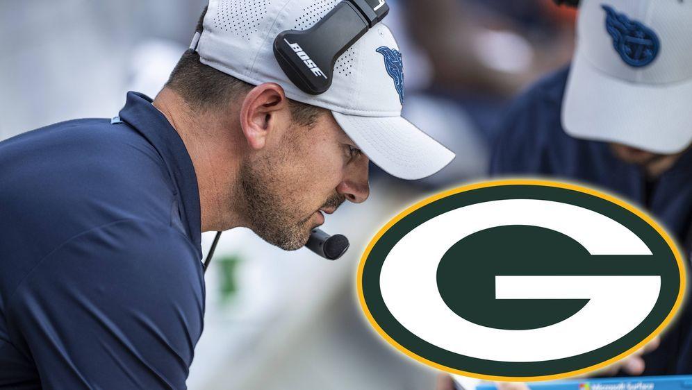 Matt LeFleur soll der neue Head Coach der Green Bay Packers werden - Bildquelle: imago