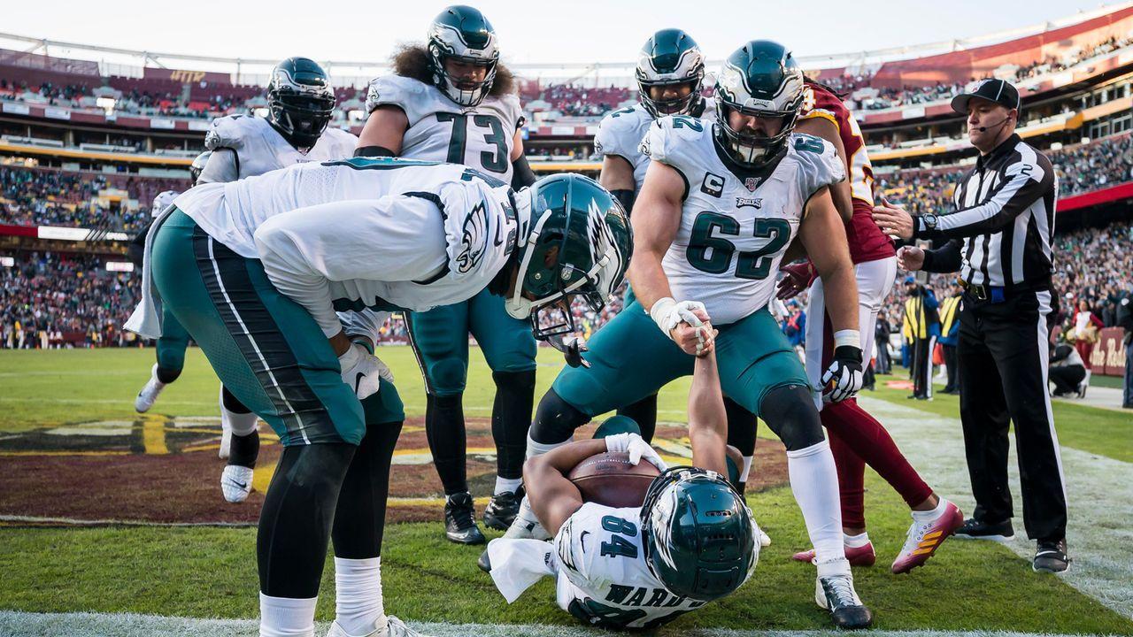 Platz 6: Philadelphia Eagles - Bildquelle: 2019 Getty Images