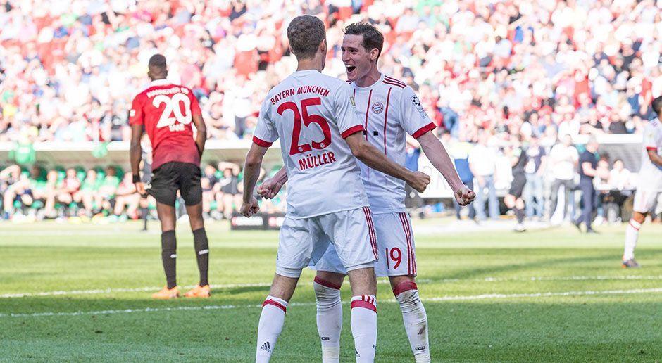FC Bayern München - Bildquelle: imago/Nordphoto