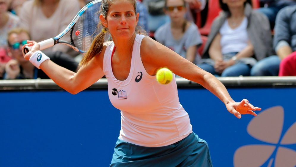 Wimbledon Gorges Unterliegt Im Doppel Halbfinale