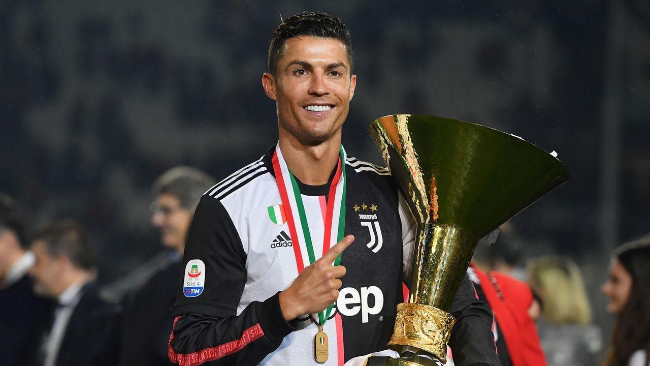Ronaldo soll sich in Trainersuche eingemischt haben - Bildquelle: 2019 Getty Images