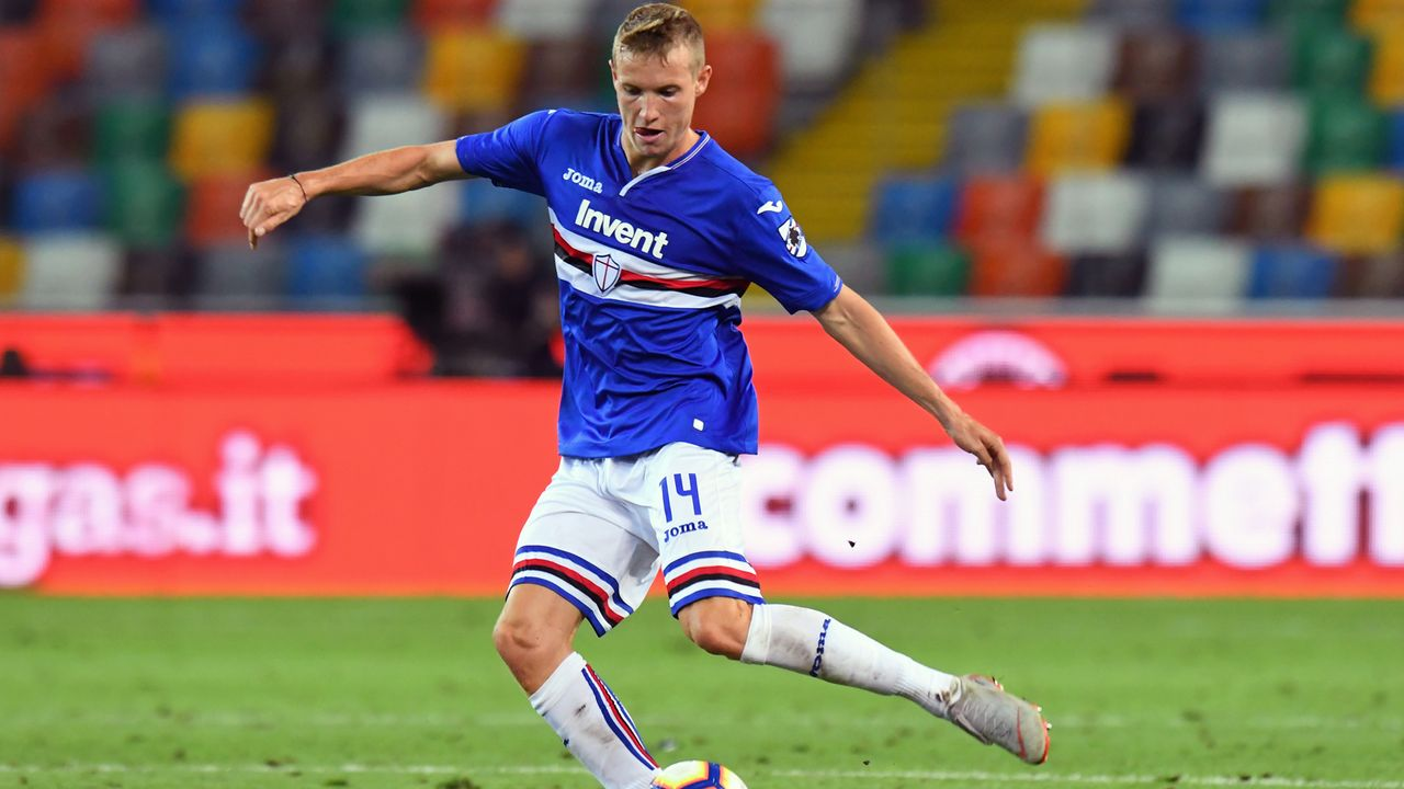 Jakub Jankto (Sampdoria Genua) - Bildquelle: 2018 Getty Images