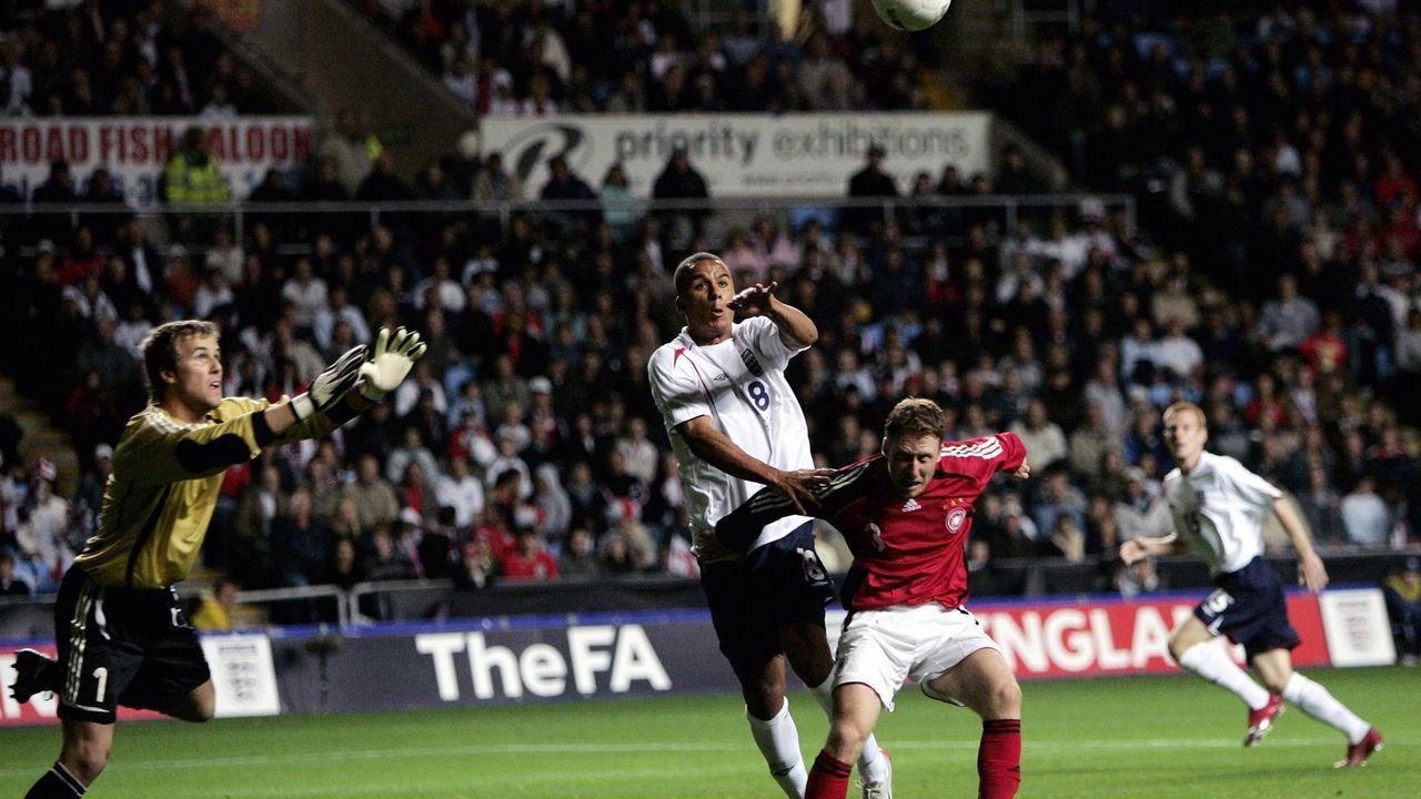 Zuschauerrekord ebenfalls gegen England - Bildquelle: 2006 Getty Images