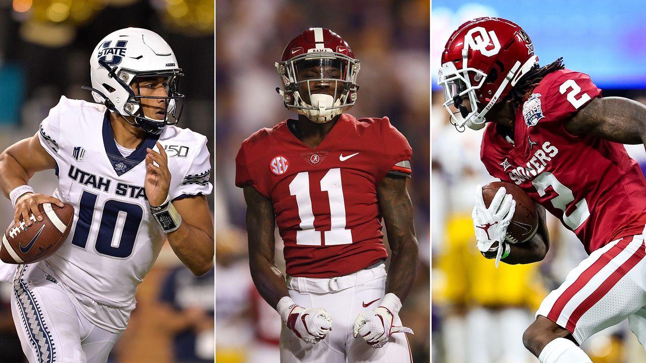 NFL Draft: Die größten Überraschungen der ersten Runde - Bildquelle: Getty Images