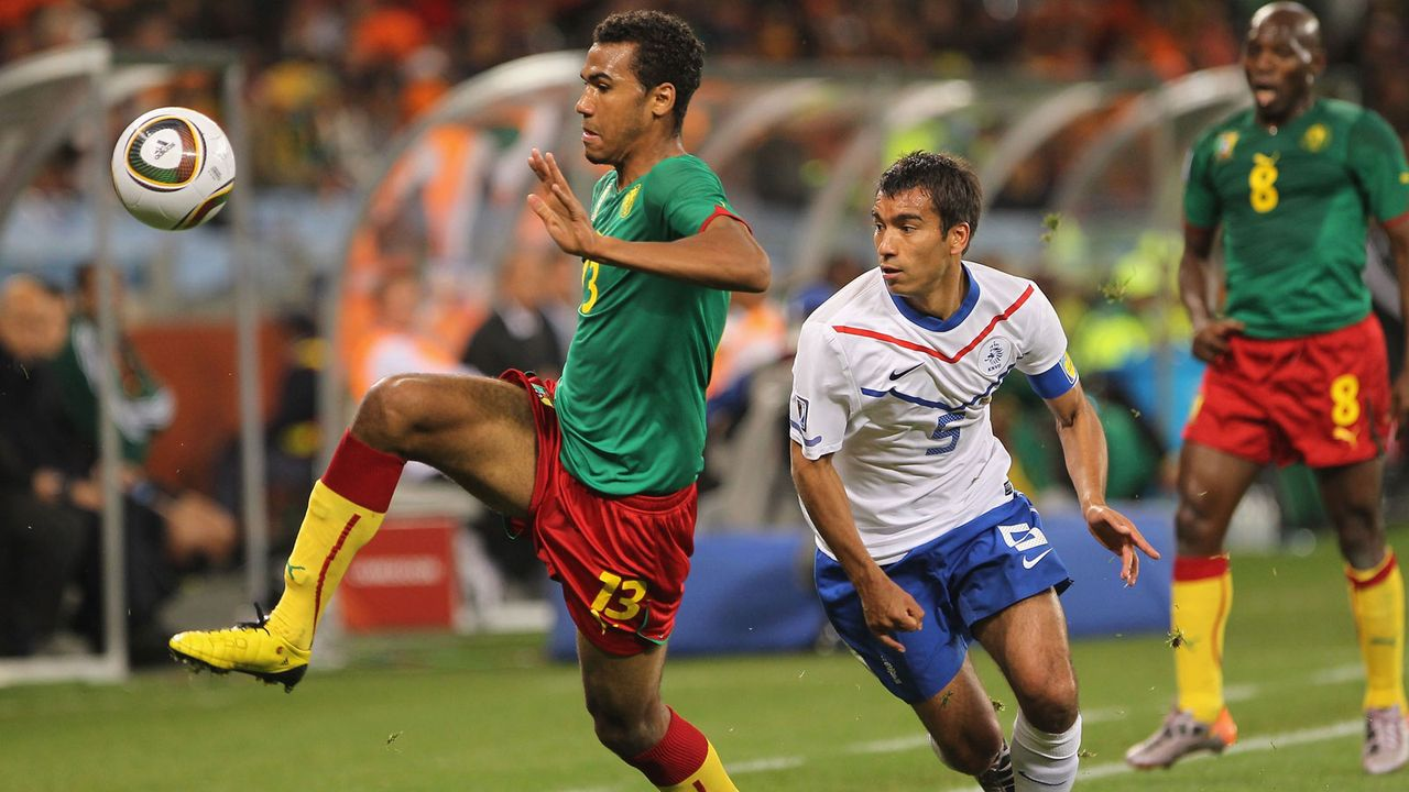 Kamerun statt Deutschland  - Bildquelle: 2010 Getty Images