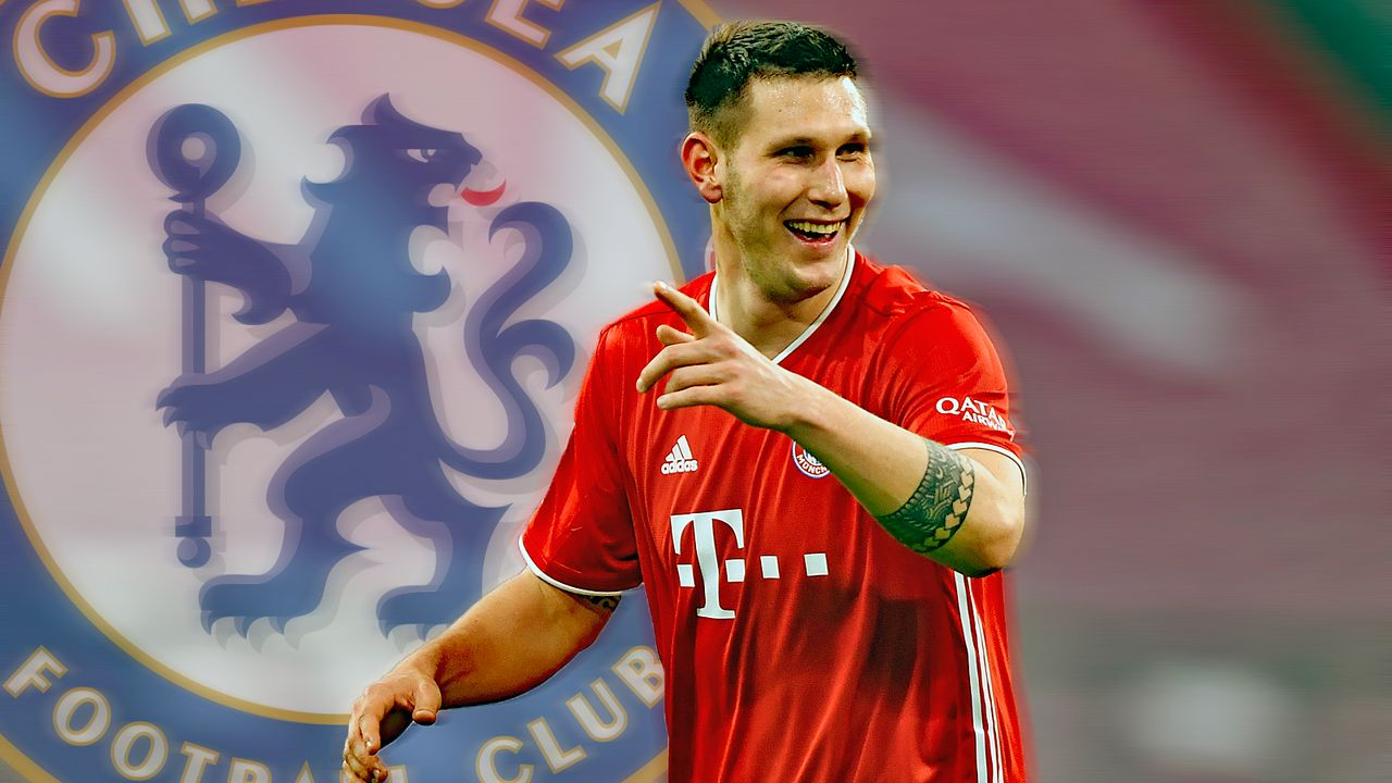 Niklas Süle (FC Bayern München) - Bildquelle: Getty Images