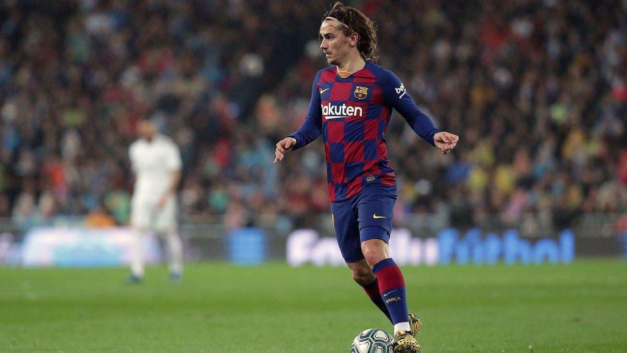 Antoine Griezmann (FC Barcelona) - Bildquelle: 2020 Getty Images