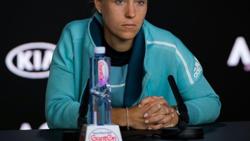Angelique Kerber rutschte in der Weltrangliste ab - Bildquelle: PIXATHLONPIXATHLON