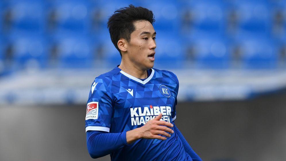 Kyoung-Rok Choi erzielte den Siegtreffer für den KSC. - Bildquelle: Getty Images