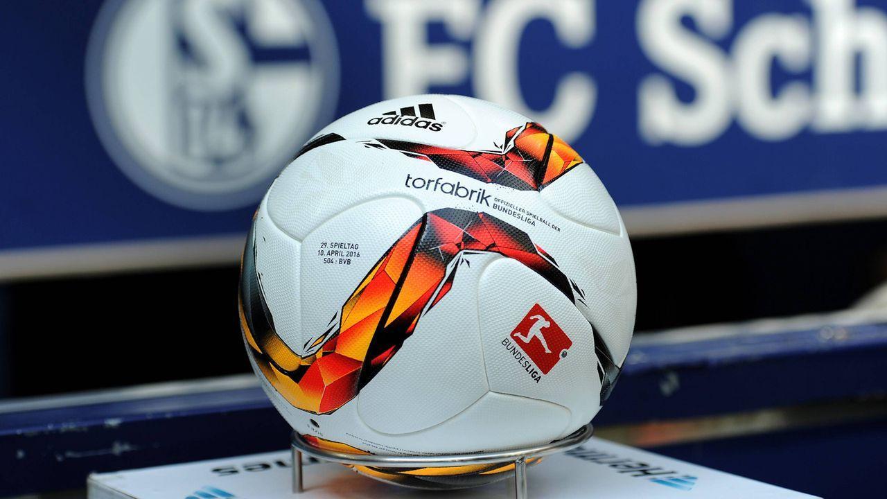 Saison 2015/16 - Bildquelle: imago/Revierfoto