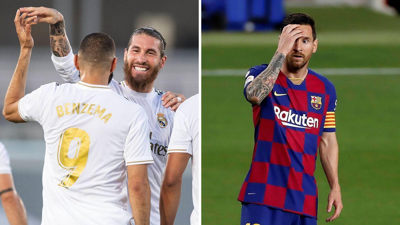 Real und Barca im Vergleich: Offensive - Bildquelle: Imago