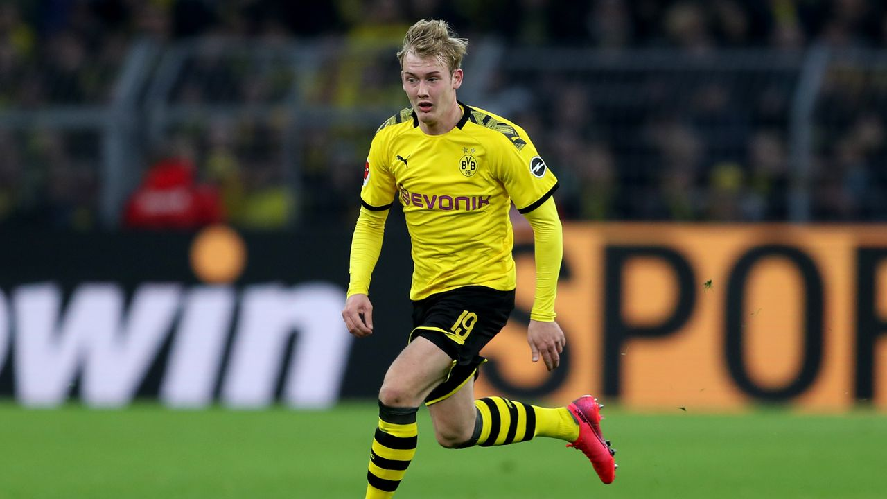 Julian Brandt - Bildquelle: getty images