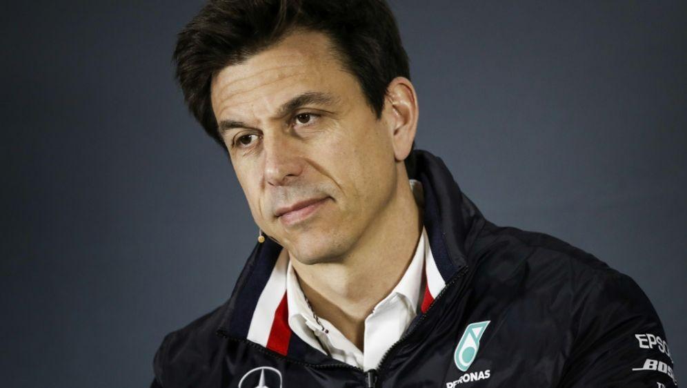 Wolff äußert sich zur Mercedes-Zukunft in der Formel 1 - Bildquelle: PIXATHLONPIXATHLONSID