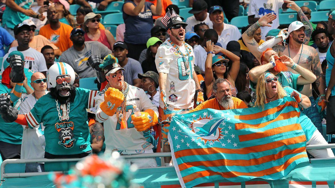 Fanbetrug bei den Dolphins: 724 Dollar für zwei Bier - Bildquelle: imago images/ZUMA Press