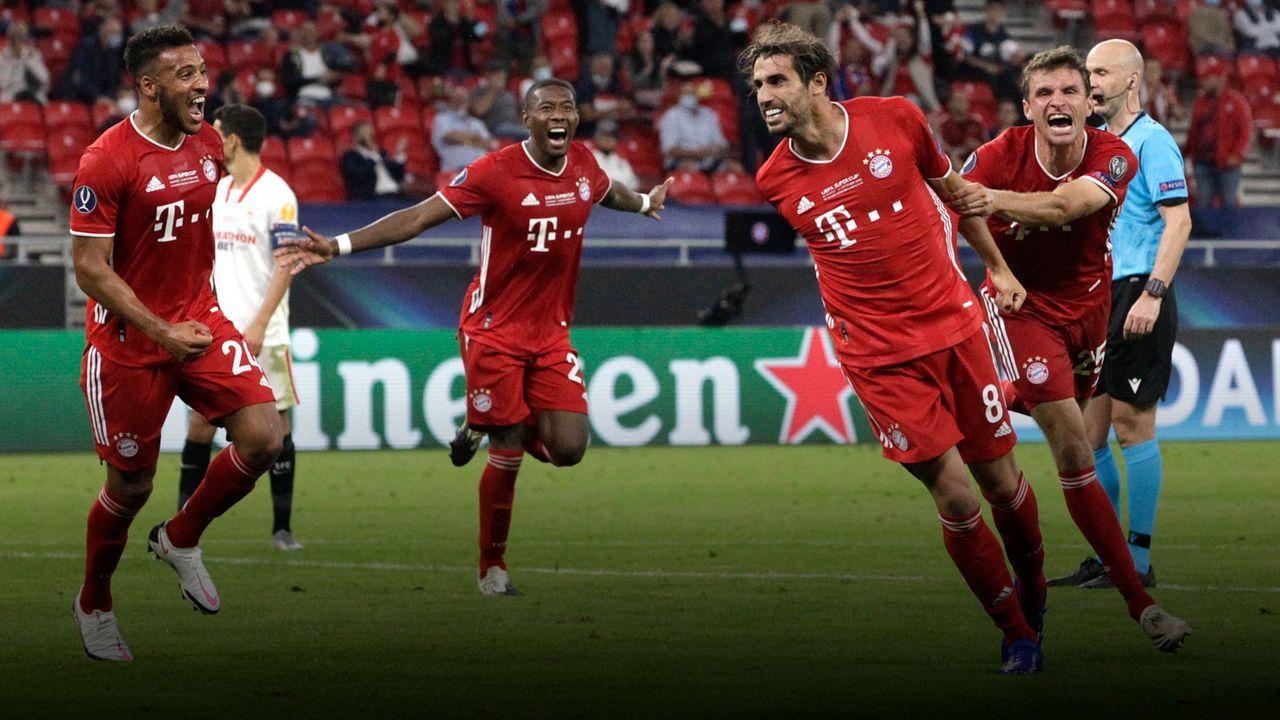 Der FC Bayern gegen den FC Sevilla in der Einzelkritik - Bildquelle: Getty