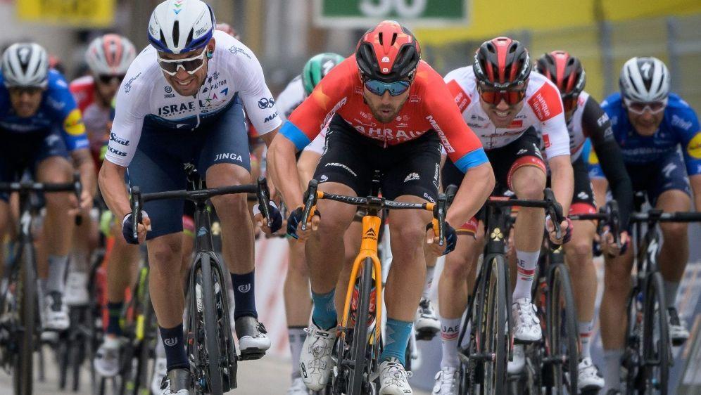 Die WorldTour-Rennen in Kanada wurden erneut abgesagt - Bildquelle: AFPSIDFABRICE COFFRINI