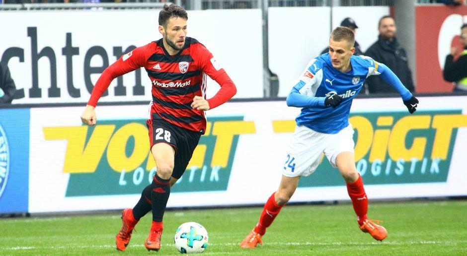 32. Spieltag: FC Ingolstadt - Holstein Kiel - Bildquelle: imago/Agentur 54 Grad