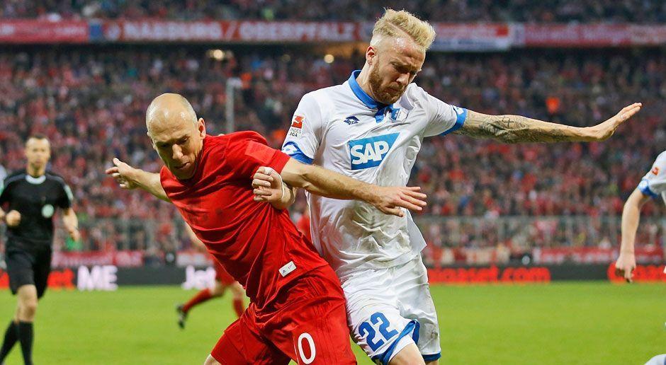 TSG 1899 Hoffenheim vs. FC Bayern München - Bildquelle: 2016 Getty Images