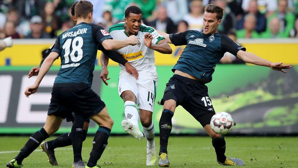 Mönchengladbach und Bremen trennen sich mit 1:1 - Bildquelle: Getty Images
