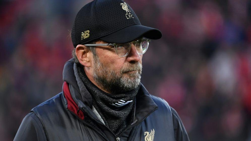Liverpools Trainer Klopp warnt vor vorzeitiger Euphorie - Bildquelle: AFPSIDPaul ELLIS