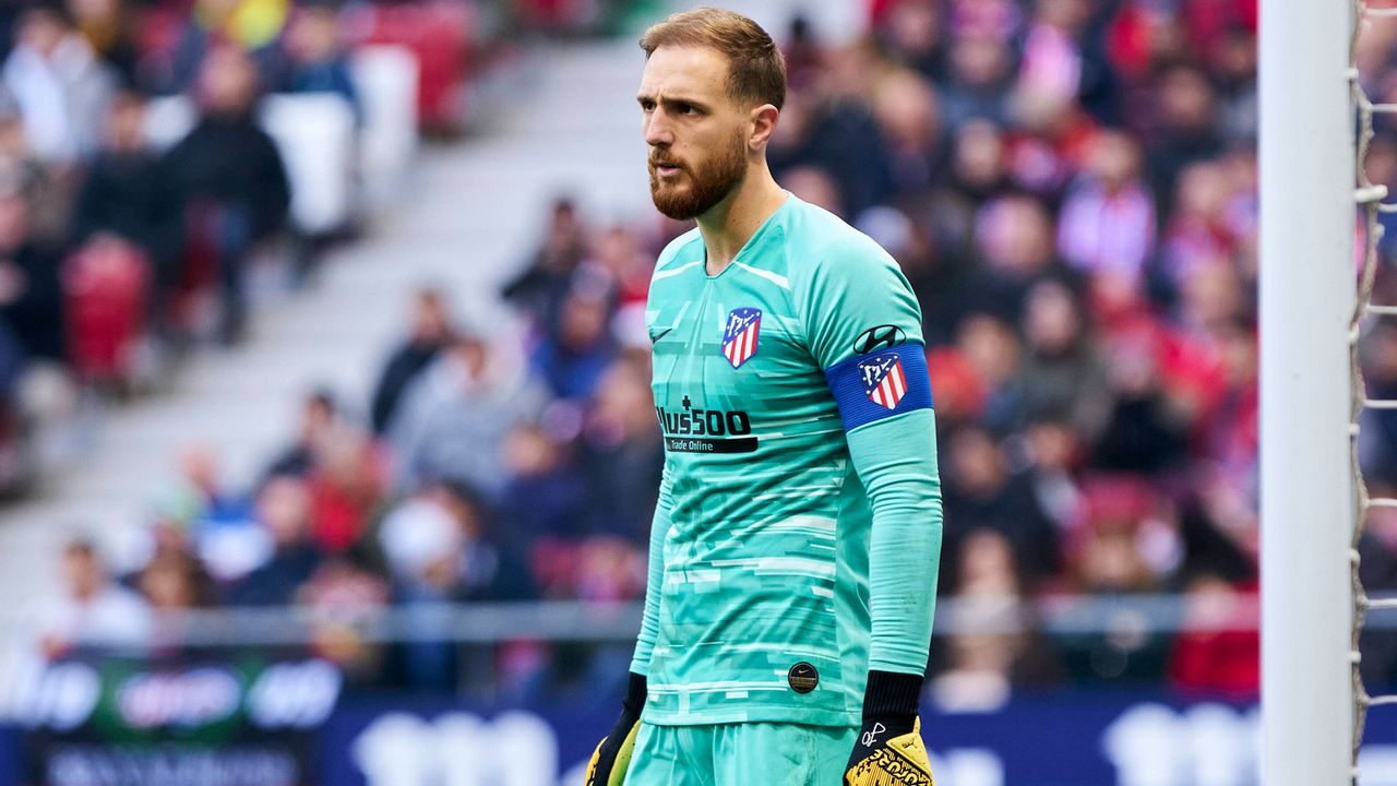 Jan Oblak (Atletico Madrid) - Bildquelle: imago images/Alterphotos