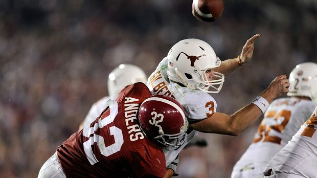 Eryk Anders - Bildquelle: 2010 Getty Images